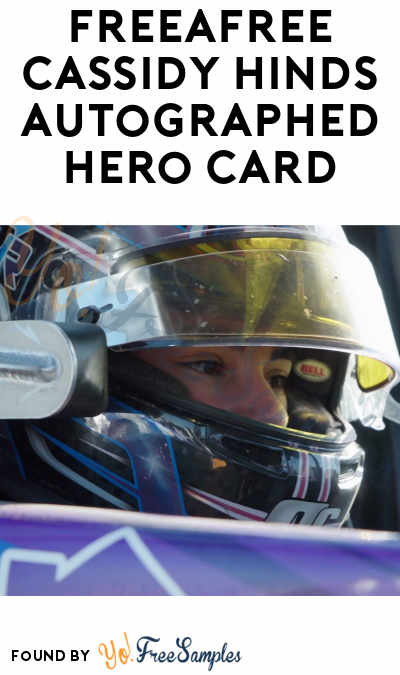 FREE Cassidy Hinds Autographed Hero Card