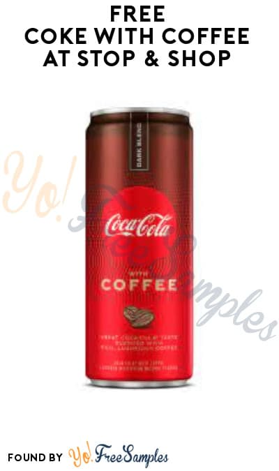FREE Coke with Coffee at Stop & Shop (Coupon Required)