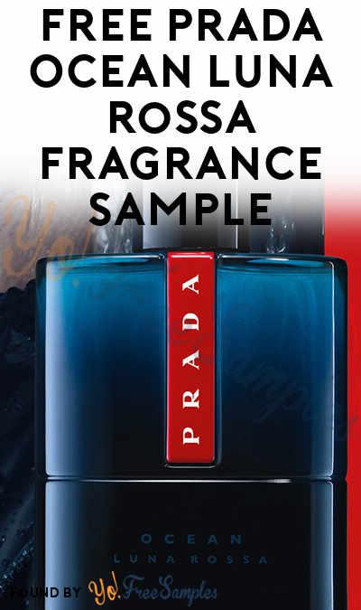 FREE Prada Ocean Luna Rossa Fragrance Sample (Google or Amazon Device Required)