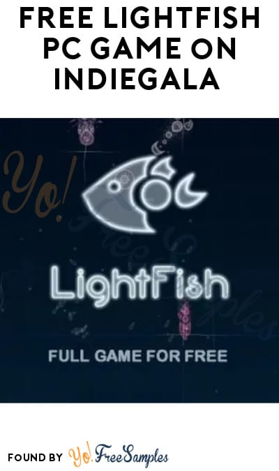 FREE Lightfish PC Game on Indiegala (Account Required)