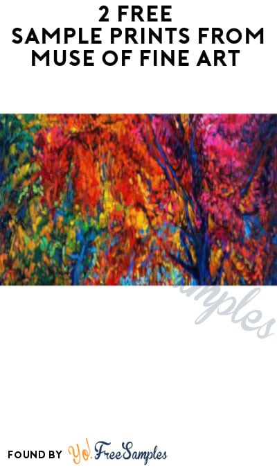 2 FREE Sample Prints from Muse of Fine Art