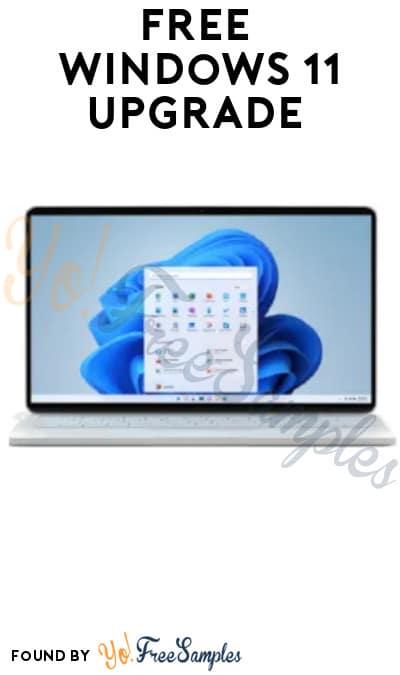 FREE Windows 11 Upgrade