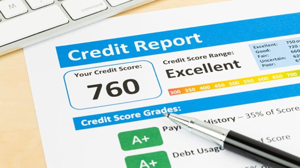 Your Credit Score Update